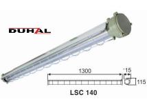 Đèn chống cháy nổ DUHAL LSC140