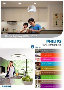 Bảng giá đèn trang trí PHILIPS (2017)