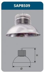 Đèn led công nghiệp 100w SAPB509