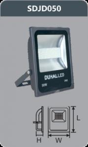 Đèn pha led 50w SDJD050